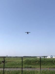 リハビリライド-調布飛行場
