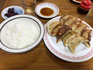 平塚市 廣苑の餃子02