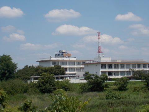 清志郎の母校-都立日野高校
