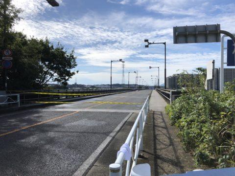季節の移り変わり-NeoPRIMATO-07-日野橋通行止め