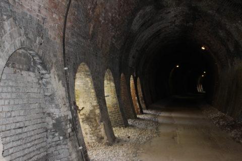 鉄道遺産 アプトの道を歩く-40