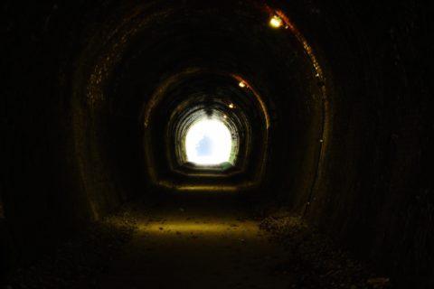 鉄道遺産 アプトの道を歩く-07