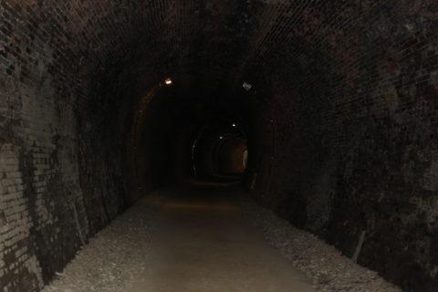 鉄道遺産 アプトの道を歩く-41
