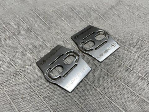 SPDシューズ導入 - 06 - Crankbrothers Eggbeater1 Shoe Shield