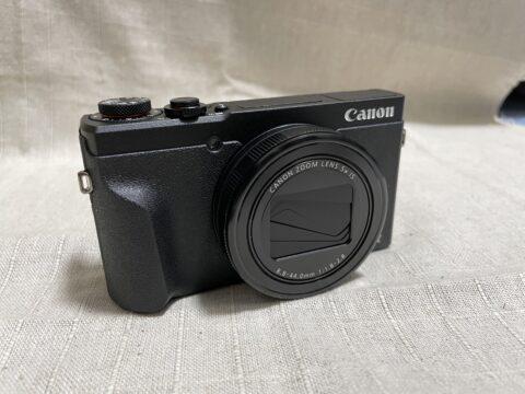 Welcome! Canon Powershot G5X MarkⅡ -06
