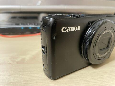 ありがとう! Canon PowerShot S90-02